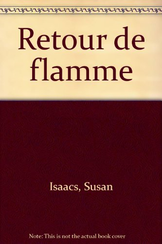 9782266060998: Retour de flamme