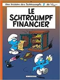9782266061216: Les Schtroumpfs : Le Schtroumpf financier
