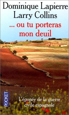 --ou tu porteras mon deuil (2266061380) by Lapierre, Dominique; Collins, Larry