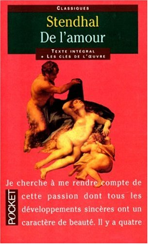 9782266062411: De l'amour (Pocket classiques)