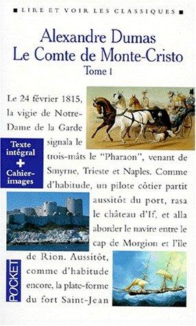 9782266062480: Le comte de Monte-Cristo, tome 1