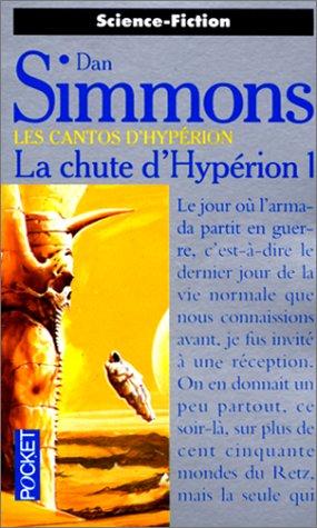 9782266064781: Les cantos d'Hypérion. La chute d'Hypérion 1