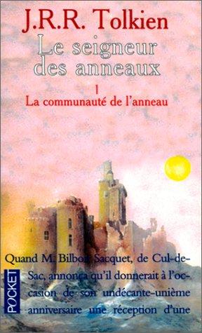 9782266070614: Le Seigneur des Anneaux, tome 1 : La Communauté de l'Anneau