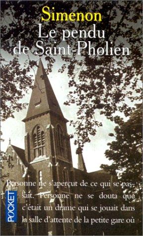 9782266070881: Le Pendu de Saint-Pholien