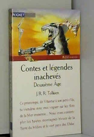 9782266072946: Contes et Légendes inachevées, tome 2 : Le Second Age