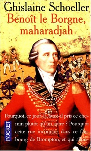 9782266073332: Benoît le Borgne, maharadjah