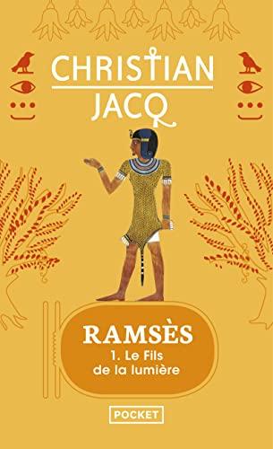 9782266073356: Le Fils de La Lumiere (Ramses) (English and French Edition)