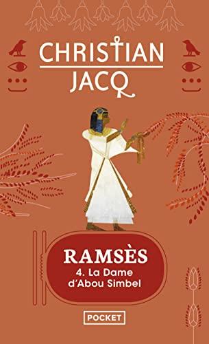 9782266073387: Ramses 4: La Dame d'Abou Simbel (Pocket)
