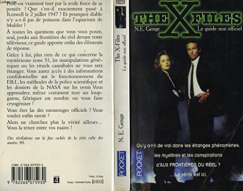 9782266075930: The X files t1 -pocket-