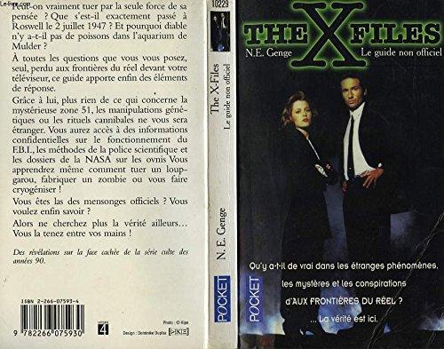 9782266075930: THE X FILES. Le guide non officiel