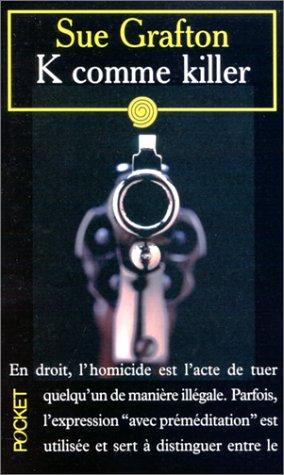 9782266076562: K comme killer