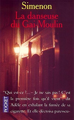 9782266076944: La Danseuse Du Gai-Moulin (French Edition)