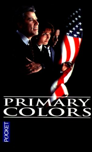 Primary colors -pocket-: Anonyme