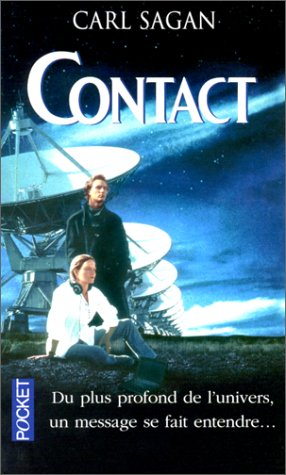 Contact (9782266079990) by Carl Sagan