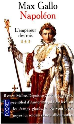 9782266080576: Napoléon : l'Empereur des rois, tome 3