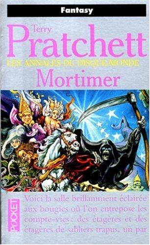 9782266080682: Les Annales du Disque-Monde, Tome 4 : Mortimer