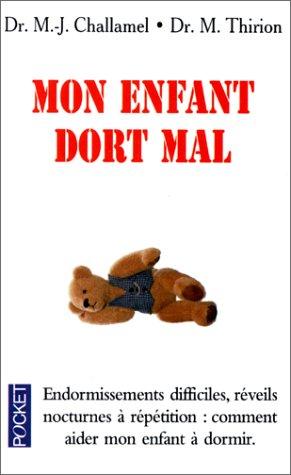 9782266080798: MON ENFANT DORT MAL... (Pocket)