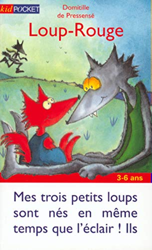 9782266081160: Loup-Rouge, Tome 1 : (Kid pocket)