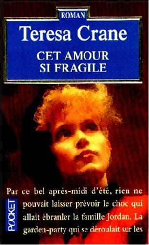 9782266081436: Cet amour si fragile, Tome 3
