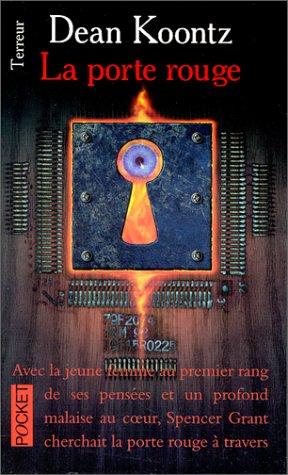 La Porte Rouge By Dean Koontz Pocket Paris 9782266082549