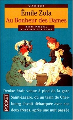 9782266082600: Au Bonheur DES Dames (French Edition)