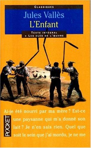 9782266082686: Jacques Vingtras : L'enfant (Pocket classiques)