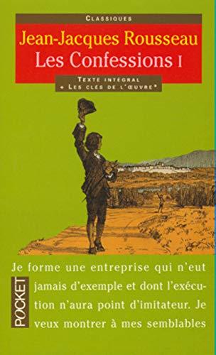 9782266082730: Les Confessions, tome 1