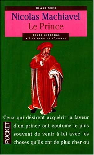 9782266083010: Le Prince (French Edition)