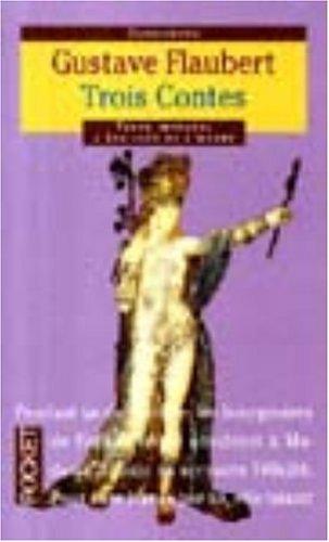 TROIS CONTES (Pocket classiques): Gustave Flaubert