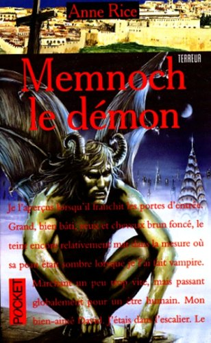 9782266083485: Memnoch Le Demon (French Edition)