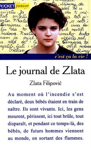 Le journal de Zlata: Zlata Filipovic