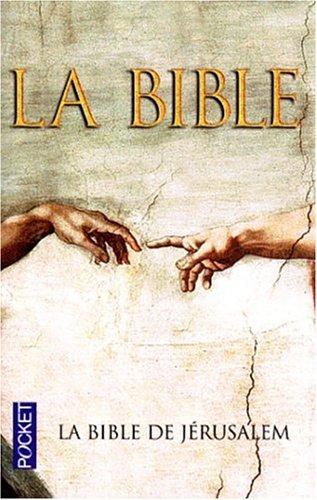9782266083904: Bible De Jerusalem