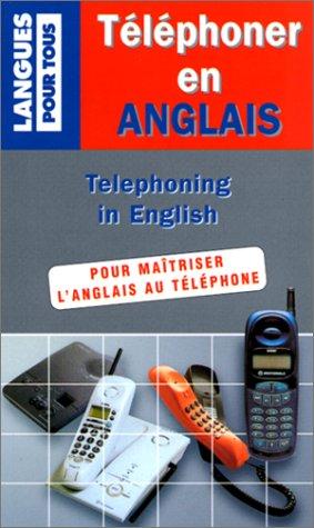 9782266085403: T�l�phoner en anglais