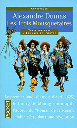 Les Trois Mousquetaires = Three Musketeers (French: Dumas, Alexandre