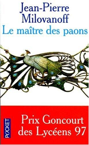 9782266085977: Le Maître des paons (Le Livre De Poche) (French Edition)