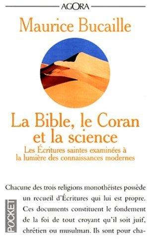 la bible le coran et la science maurice bucaille