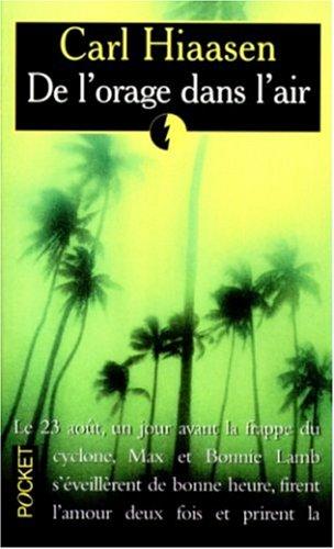 9782266090131: De l'orage dans l'air (French Edition)
