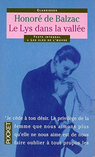 9782266090223: Le Lys Dans la Vallee (French Edition)
