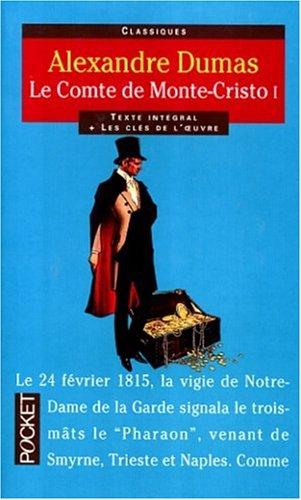 9782266090339: Le Comte de Monte-Cristo I (French Edition)