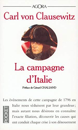 9782266090971: La campagne d'Italie