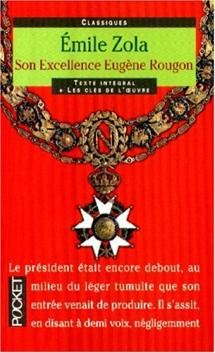 9782266091640: Son excellence Eugène rougon (Pocket Classiques)