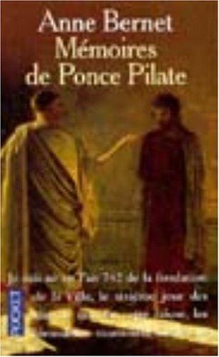 9782266093606: Mémoires de Ponce Pilate