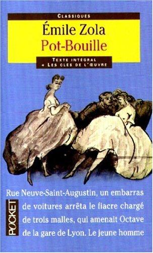9782266093743: Classiques Abreges: Pot-Bouille (French Edition)