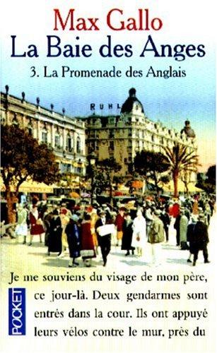 9782266096614: LA BAIE DES ANGES VOLUME 3 : LA PROMENADE DES ANGLAIS
