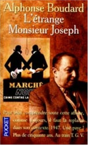 9782266097901: L'étrange Monsieur Joseph