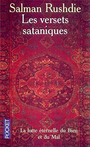 Les Versets sataniques (9782266098045) by Salman Rushdie; A. Nasier