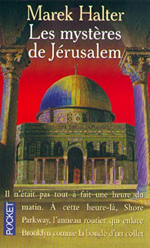 9782266098724: Les Mystères de Jérusalem