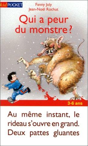 9782266100359: Qui a peur du monstre ?
