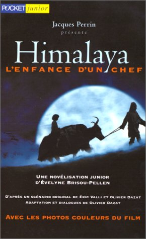 9782266100656: Himalaya, l'enfance d'un chef