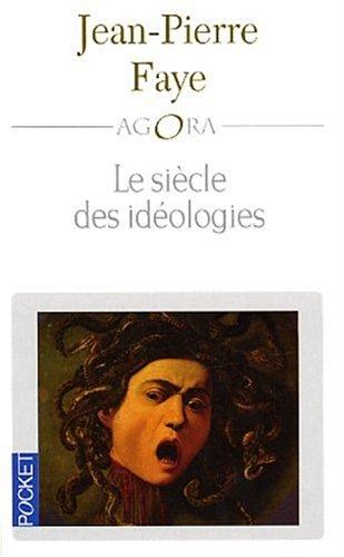 9782266101417: Le Siècle des idéologies